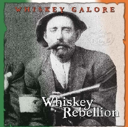 Whiskey Rebellion CD COver Art